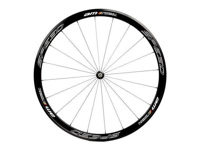 Veltec Speed AM wiel Vorderrad wit/zwart
